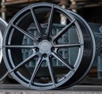 Ispiri Wheels FFR1 19x8.5 ET42 5x112 alu kola - carbon graphite