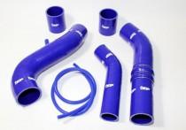 Set hadic tlakového vedení Mitsubishi Lancer EVO X FMKTEV10 Forge Motorsport - Modré