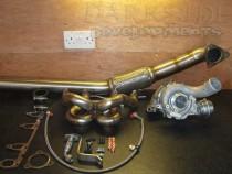 GTB Turbokit pro VW Golf SEAT Leon Toledo AUDI A3 1.9TDI Darkside Developments (GTB2260VK)