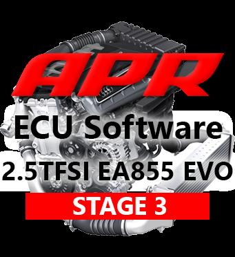 APR Stage 3 úprava řídící jednotky chiptuning pro ...
