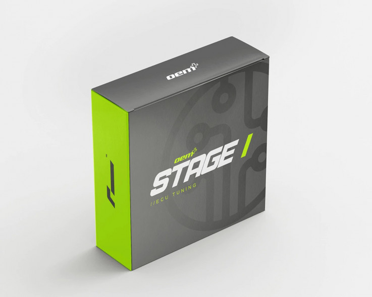 Racingline OEM+ Stage 1 & 2 úprava řídící jednotky motoru chiptuning 2,0 TSI 265-310hp