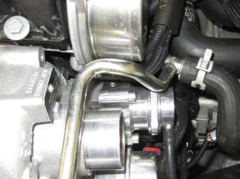 Blow Off Ventil atmosferický Mini 1.6 Turbo (R56 a R57) Peugeot 207 GTI Citroen DS3 FMDVR56A Forge Motorsport