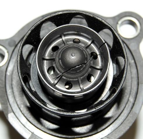 Recirkulační blow off ventil Forge Motorsport FMDVRTSi 1.4TSI Turbo + kompresor