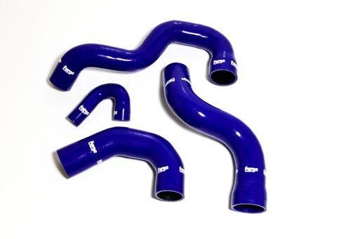 Silikonové hadice tlakového vedení AUDI A4 B8 2,0 TFSI FMKTA4B8 Forge Motorsport - Modré