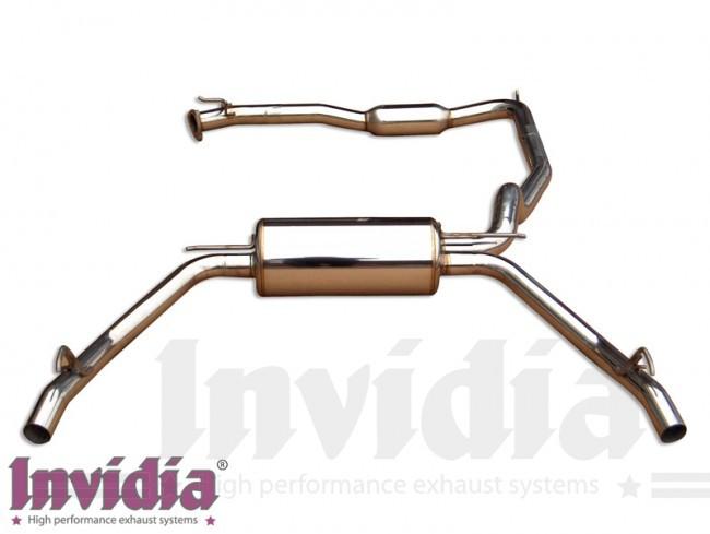 Catback výfuk Invidia Q300tl pro Honda Civic FN2 Type R
