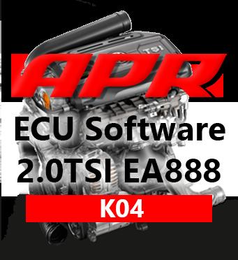 APR Stage K04 366hp 515Nm chiptuning SEAT Leon FR Altea 2,0 TSI