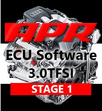 APR Stage 1 úprava řídící jednotky chiptuning AUDI S4 S5 B8 3,0 TFSI V6