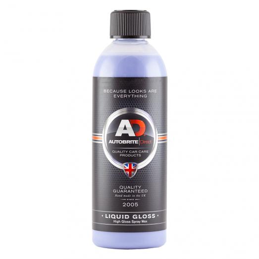 Autobrite Liquid Gloss vosk ve spreji 500ml