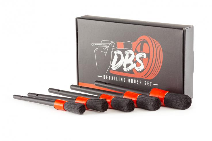 Autobrite DBS set detailingových štětců