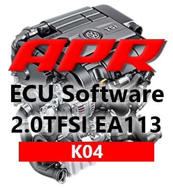 APR Stage K04 323hp 454Nm chiptuning SEAT Leon Altea 2,0 TFSI
