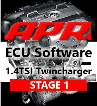 APR Stage 1 Úprava řídící jednotky chiptuning SEAT Ibiza Cupra 1,4 TSI 132kW