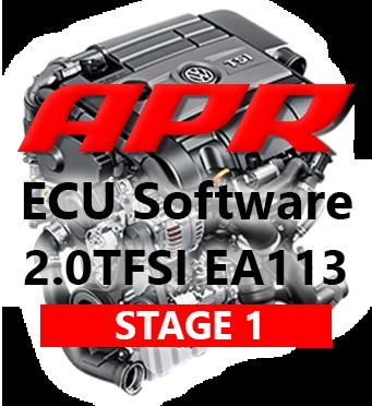 APR Stage 1 284hp 458Nm chiptuning AUDI A4 A5 Q5 B8,5 2,0 TFSI