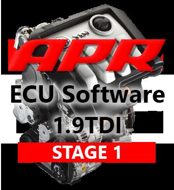 APR Stage 1 pro 1,9 TDI chiptuning  Škoda VW AUDI SEAT