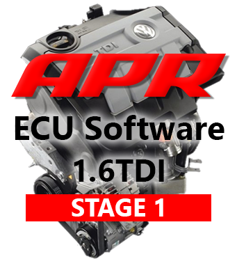 APR Stage 1 pro 1,6 TDI chiptuning Škoda Octavia Superb