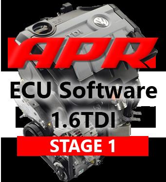 APR Stage 1 pro 1,6 TDI chiptuning Škoda Octavia Superb