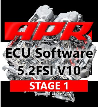 APR Stage 1 +21hp 28Nm chiptuning AUDI S6 5,2 FSI V10