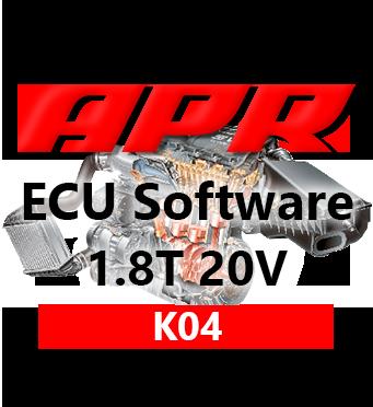APR Stage K04 245hp 373Nm chiptuning Škoda Octavia RS 1,8T 20V