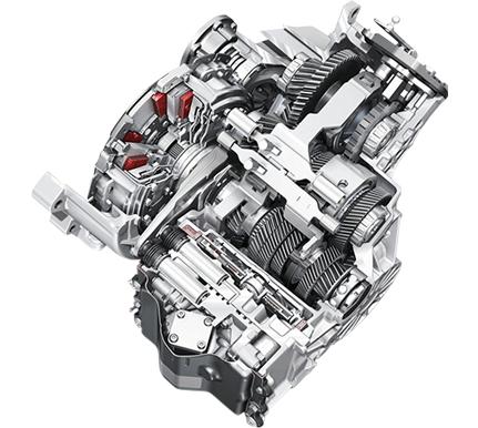 APR S tronic DL501 upgrade SW převodovky AUDI A4 A5 S4 S5 A6 A7 Q5