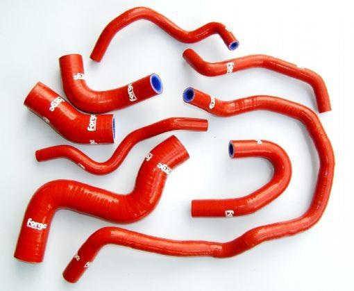 Set silikonových hadic pro 2,0TFSI Škoda SEAT AUDI VW FMKC010 Forge Motorsport - Modré