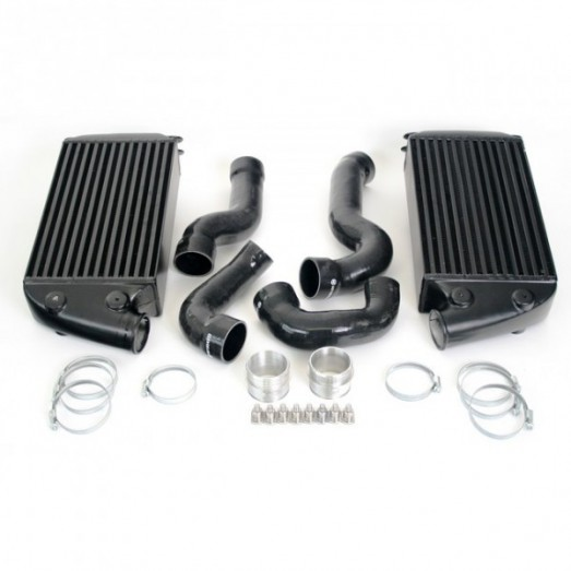Intercooler kit pro Porsche 911 Turbo S 996 - Wagner Tuning
