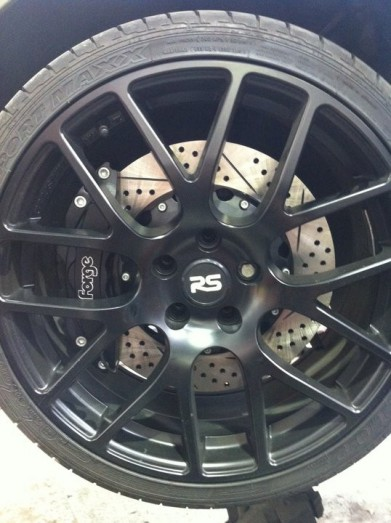 Big Brake kit 330x32 Škoda Octavia 2 RS Superb Yeti 2.0TFSI / TSI / TDI FMSBKMK5 Forge Motorsport