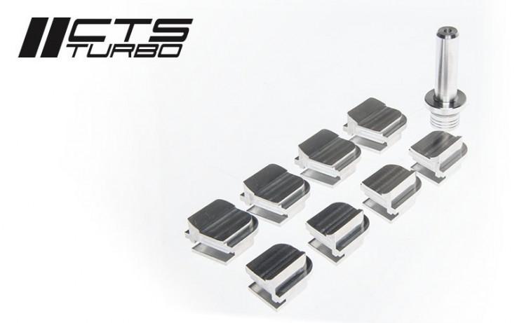 Runner Flap delete kit zaslepení vířivých klapek 2,0 TFSI EA113 RFD - CTS Turbo