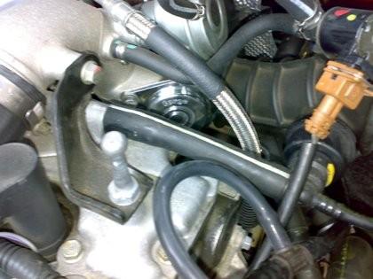 Atmosferický blow off ventil Renault Megane RS 225 230 F1 R26 FMFK054 Forge Motorsport - Modrá
