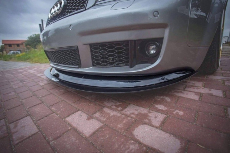 Maxton Design Hybridní spoiler předního nárazníku Audi RS6 C5