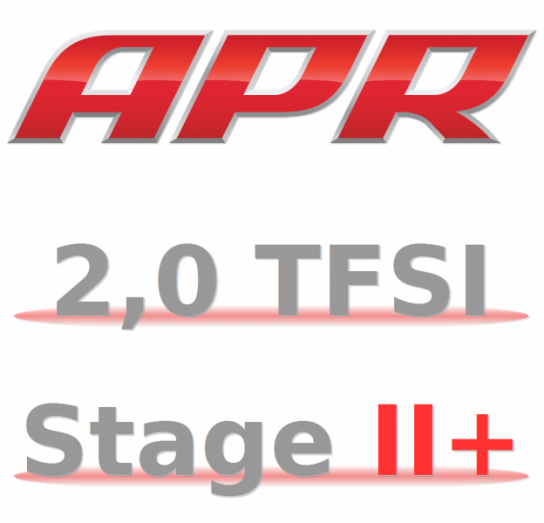 APR Stage 2+ 280hp 440Nm chiptuning KTM XBOW 2,0 TFSI
