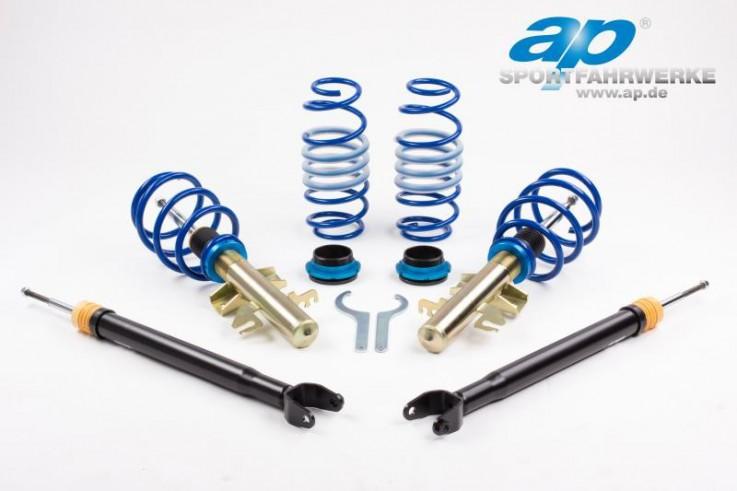 AP výškově stavitelný sportovní podvozek VW Golf V včetně GT GTI & Edition 30