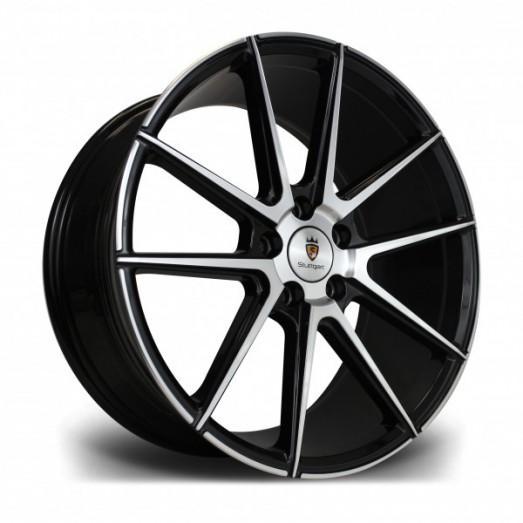 Stuttgart Wheels ST9 19x8,5 ET45 5x112 alu kola - šedé