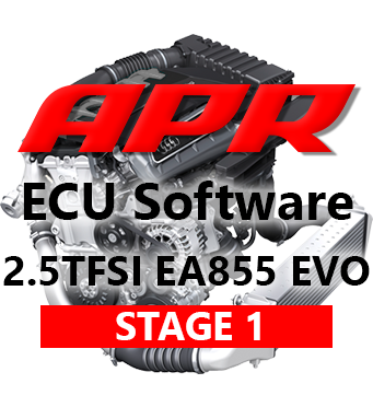 APR Stage 1 úprava řídící jednotky chiptuning AUDI RS3 8V TTRS 8S 2,5 TFSI EVO