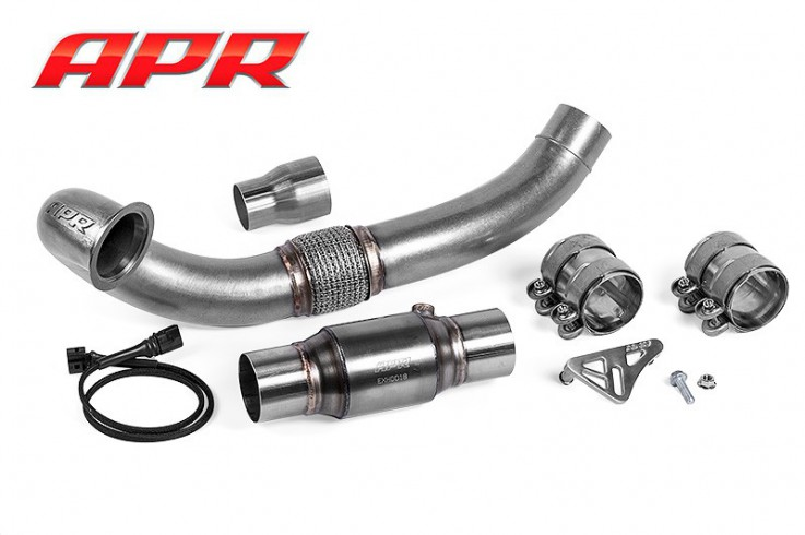 APR Cast Downpipe system 1,8 & 2,0 TSI