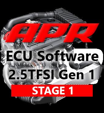 APR Stage 1 úprava řídící jednotky motoru chiptuning AUDI RS3 8V 2,5 TFSI