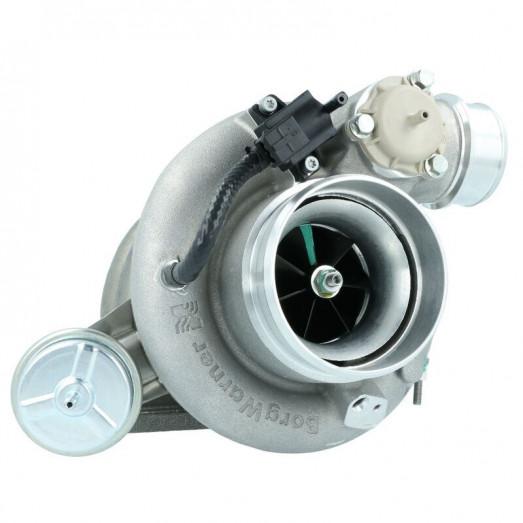 Turbodmychadlo BorgWarner EFR 9274 AL T4 TwinScroll 0.92 s WG