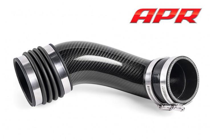 APR karbonové vedení pro sání 2,0 TSI Škoda Octavia RS, VW Golf 7 R GTI Performance S3