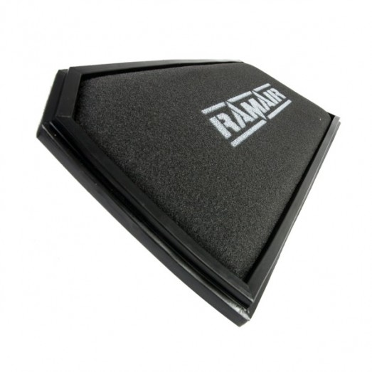 Ramair pěnový vzduchový filtr / vložka filtru SEAT Leon Cupra R 2,0 TFSI BWA AXX CDL BYD