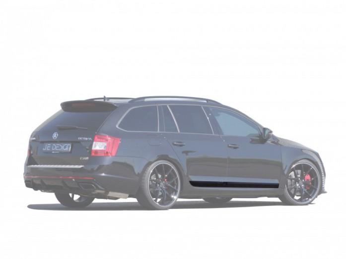 Boční ochranné lišty Škoda Octavia RS Combi JE DESIGN
