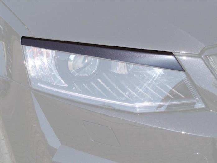 Mračítka předních světel Škoda Octavia RS Combi JE DESIGN