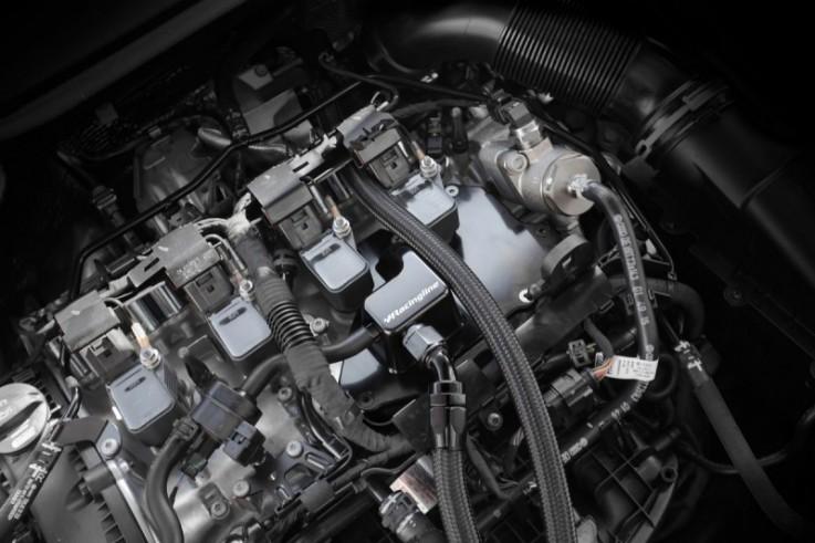 VWR Oil Catch Tank pro 2,0 TSI MQB - Racingline Performance - Černá