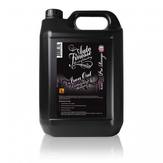 Auto Finesse Iron Out Contamination Remover 5000 ml odstraňovač polétavé rzi