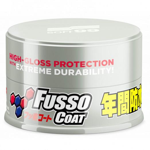 Soft99 New Fusso Coat 12 Months Wax Light 200 g syntentický vosk