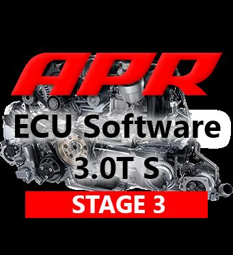 APR Stage 3 úprava řídící jednotky až 650hp chiptuning Porsche 911 S 991.2 3.0T