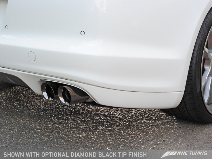 AWE Tuning Touring Edition výfukový systém pro Porsche Panamera Turbo (970)