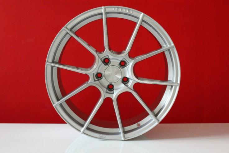 Ispiri Wheels FFR6 19x8.5 ET42 5x112 alu kola - carbon